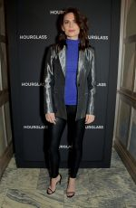HAYLEY ATWELL at Hourglass Vanish Airbrush Concealer Launch Event in London 01/22/2020