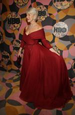 HELEN MIRREN at HBO Golden Globes Awards After-party 01/05/2020