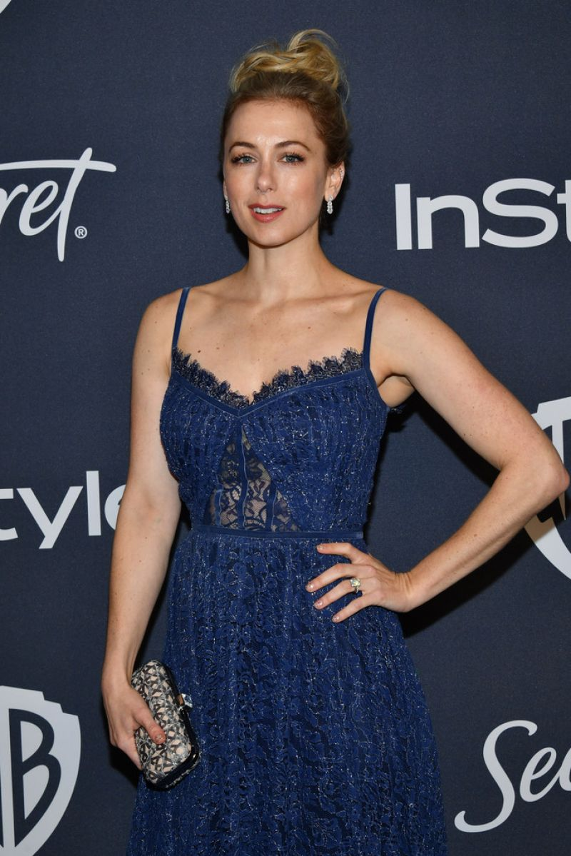 Iliza Shlesinger At Instyle And Warner Bros Golden Globe Awards Party 01 05 2020 Hawtcelebs