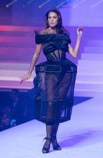 IRIS MITTENAERE at Jean-Paul Gaultier Haute Couture Show in Paris 01/22/2020