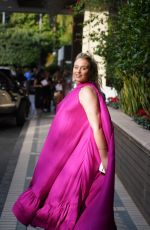 ISKRA LAWRENCE Arrives at 77th Annual Golden Globe Awards Cocktail Reception 01/05/2020