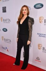 ISLA FISHER at Bafta Los Angeles Tea Party 01/04/2020