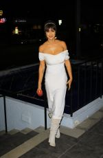 JACKIE CRUZ at Harmony Gold Theatre in West Hollywood 01/20/2020