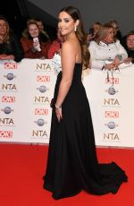 JACQUELINE JOSSA at National Television Awards 2020 in London 01/28/2020