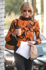 JAIME KING Out and About in Los Angeles 01/22/2020