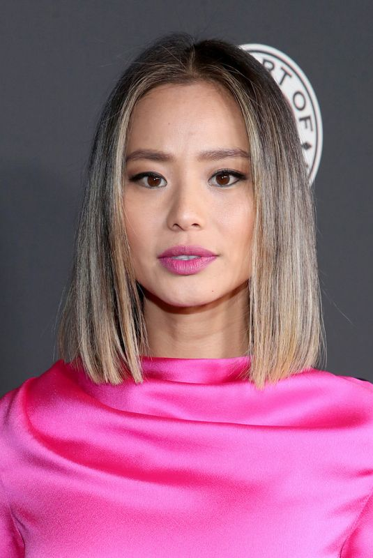 JAMIE CHUNG at Art of Elysium Presents We Are Hear's Heaven 2020 in Los Angeles 01/04/2020