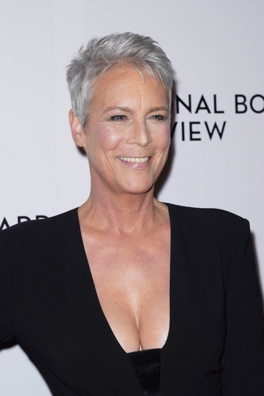 JAMIE LEE CURTIS at 2020 National Board of Review Gala in New York 01/08/2020