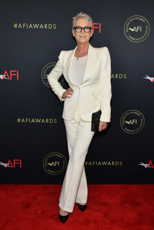 JAMIE LEE CURTIS at 20th Annual AFI Awards in Beverly Hills 01/03/2020