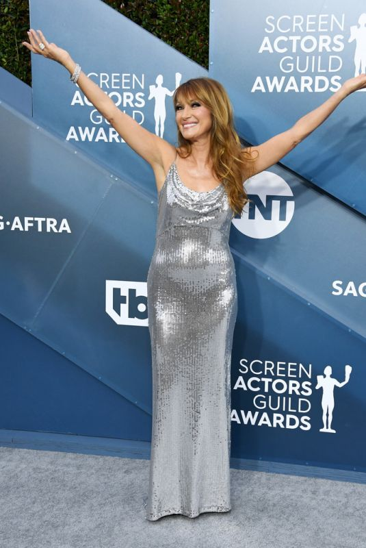 JANE SEYMOUR at 26th Annual Screen Actors Guild Awards in Los Angeles 01/19/2020