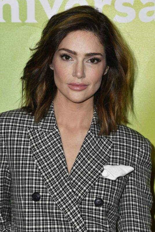 JANET MONTGOMERY at NBC/Universal Winter TCA Tour in Pasadena 01/11/2020