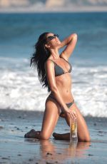 JAYLENE COOK in Bikini for 138 Water on the Beach in Malibu 01/20/2020