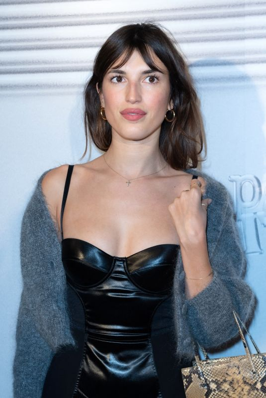 JEANNE DAMAS at Jean-Paul Gaultier Show at Paris Fashion Week 01/22/2020