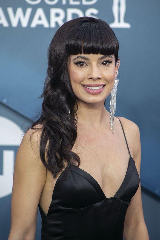JENNA LYNG ADAMS at 26th Annual Screen Actors Guild Awards in Los Angeles 01/19/2020