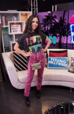 JENNA ORTEGA at Young Hollywood Studio in Los Angeles 01/11/2020