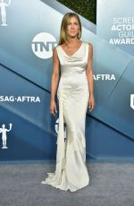 JENNIFER ANISTON at 26th Annual Screen Actors Guild Awards in Los Angeles 01/19/2020