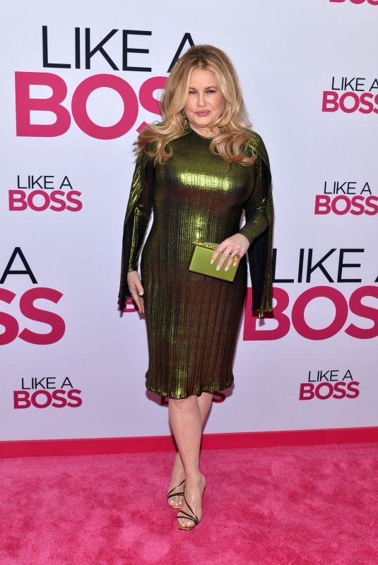 JENNIFER COOLIDGE at Like A Boss Premiere in New York 01/07/2020