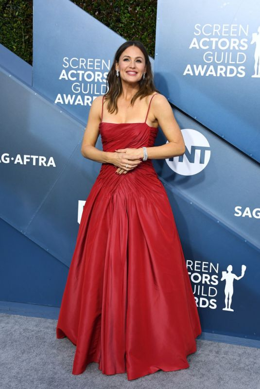 JENNIFER GARNER at 26th Annual Screen Actors Guild Awards in Los Angeles 01/19/2020