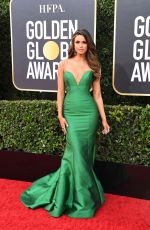JENNIFER LAHMERS at 77th Annual Golden Globe Awards in Beverly Hills 01/05/2020