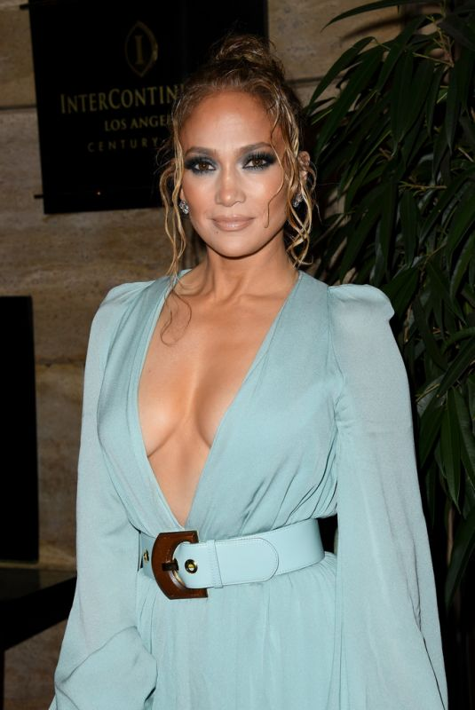 JENNIFER LOPEZ at 2020 Los Angeles Critics Association Awards 01/11/2020