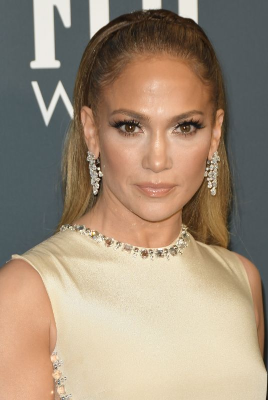 JENNIFER LOPEZ at 25th Annual Critics Choice Awards in Santa Monica 01/12/2020