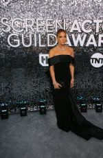 JENNIFER LOPEZ at 26th Annual Screen Actors Guild Awards in Los Angeles 01/19/2020