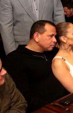 JENNIFER LOPEZ at Benny Medina Birthday Party in Miami Beach 01/24/2020