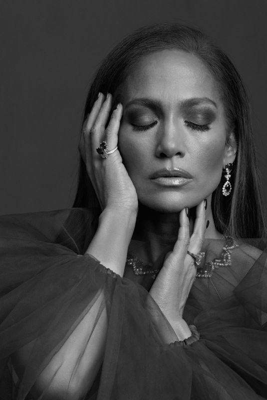 JENNIFER LOPEZ for 26th Vanity Fair Hollywood Portfolio, January 2020