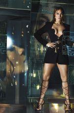 JENNIFER LOPEZ for Versace Spring/Summer 2020 Campaign