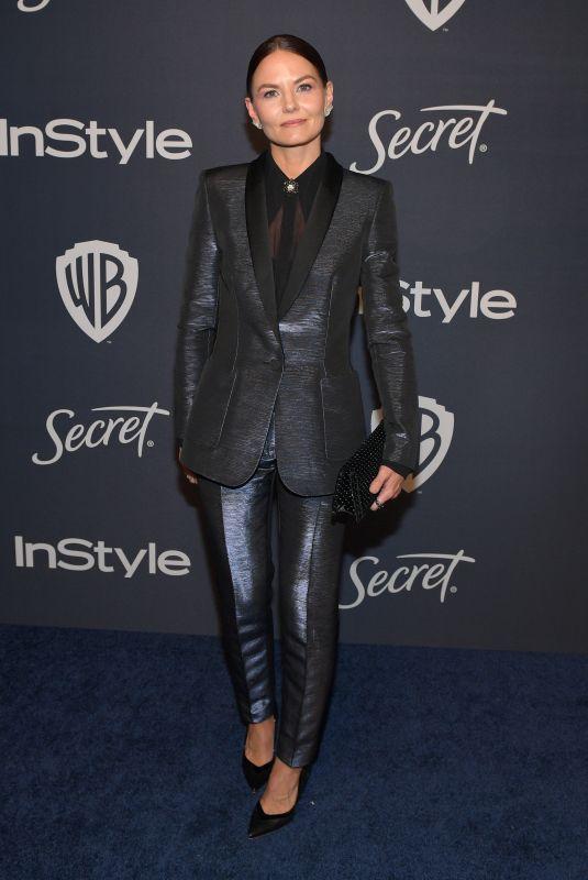 JENNIFER MORRISON at Instyle and Warner Bros. Golden Globe Awards Party 01/05/2020