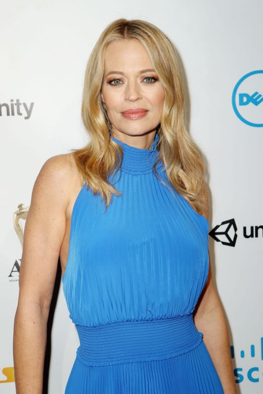 JERI RYAN at Advanced Imaging Society's 11th Annual Lumiere Awards in Burbank 01/22/2020