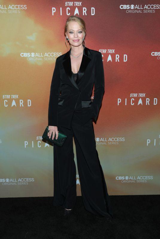 JERI RYAN at Star Trek: Picard Premiere in Hollywood 01/14/2020