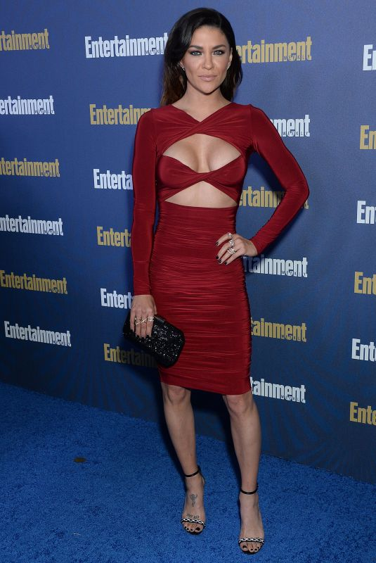 JESSICA SZOHR at Entertainment Weekly Pre-sag Celebration in Los Angeles 01/18/2020