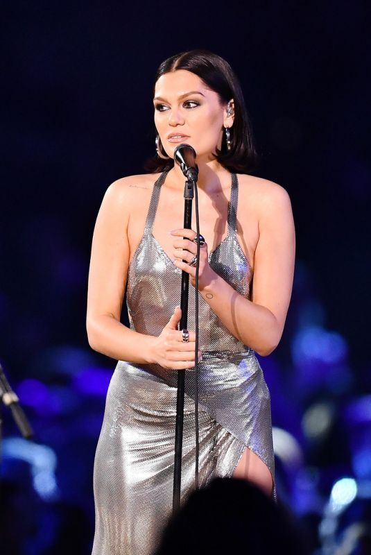 JESSIE J at 2020 Musicares Person of the Year Honoring Aerosmith in Los Angeles 01/24/2020