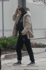 JESSIE J at Christmas Day Mission in Los Angeles 12/26/2019