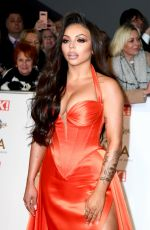 JESY NELSON at National Television Awards 2020 in London 01/28/2020
