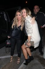 JOANNA KRUPA and DENISE RICHARDS at Catch LA in West Hollywood 01/15/2020