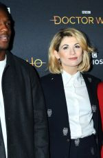 JODIE WHITTAKER at Doctor Who Screening and Panel 01/05/2020