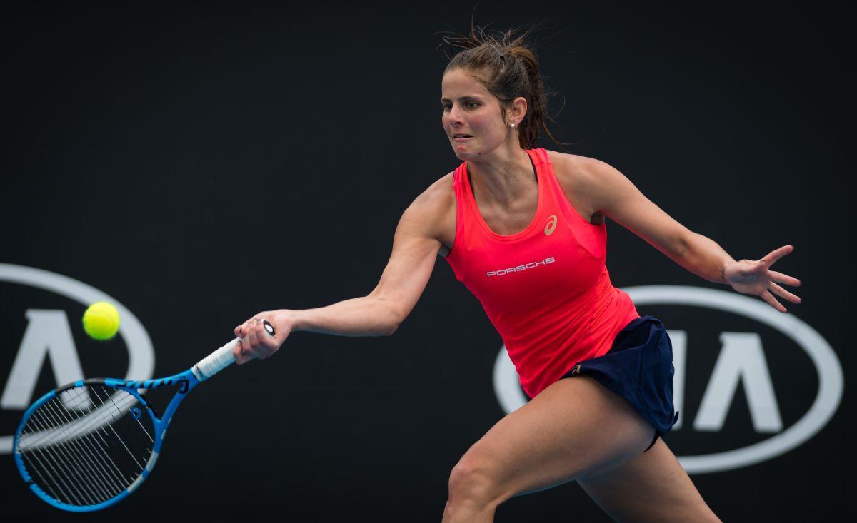julia goerges at 2020 australian open at melbourne park 01