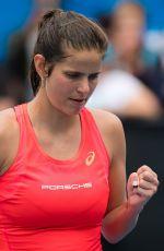 JULIA GOERGES at 2020 Australian Open at Melbourne Park 01/20/2020