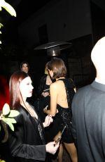 KAIA GERBER and ZOEY DEUTCH Arrives at Billie Eilish