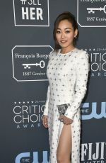 KAREN FUKUHARA at 25th Annual Critics Choice Awards in Santa Monica 01/12/2020