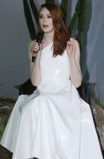 KAREN GILLAN at Jumanji: The Next Level Photocall in Sao Paulo 01/15/2020