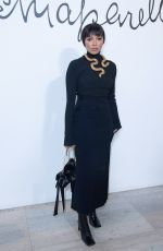 KAT GRAHAM at Schiaparelli Fashion Show at Paris Fashion Week 01/20/2020