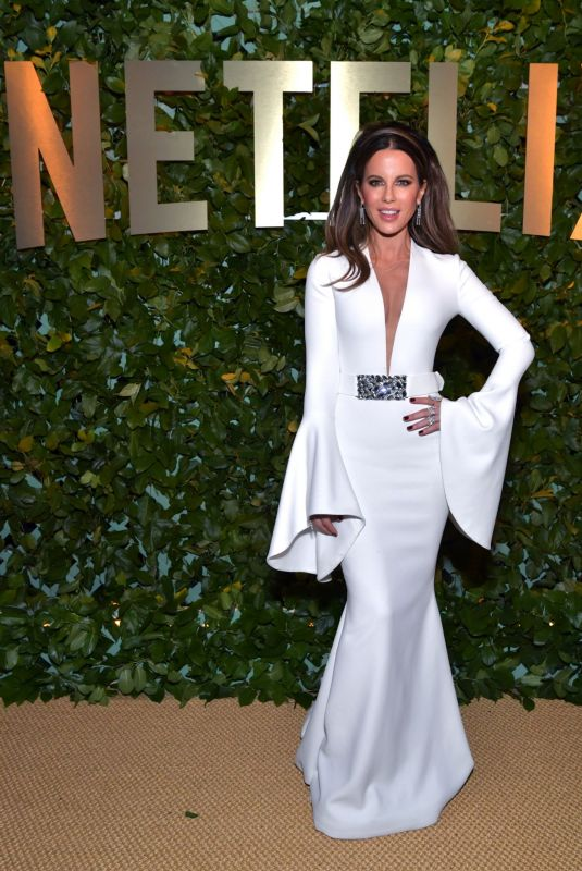 KATE BECKINSALE at Netflix 2020 Golden Globes After-party in Los Angeles 01/05/2020