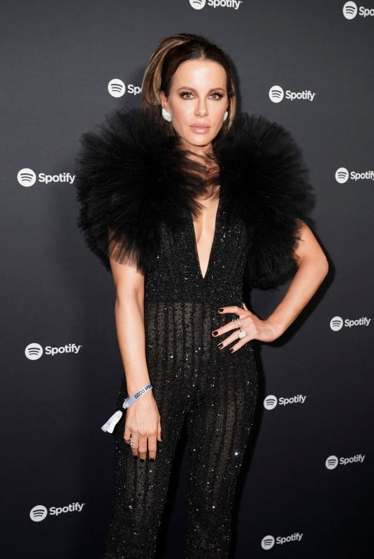 KATE BECKINSALE at Spotify Hosts Best New Artist Party in Los Angeles 01/23/2020