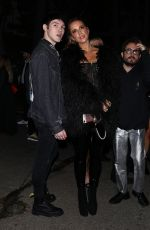 KATE BECKINSALE Leaves a Pre-Grammys Party in Los Angeles 01/24/2020