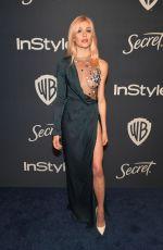 KATHERINE MCNAMARA at Instyle and Warner Bros. Golden Globe Awards Party 01/05/2020