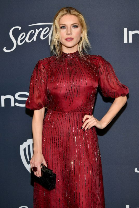 KATHERYN WINNICK at Instyle and Warner Bros. Golden Globe Awards Party 01/05/2020