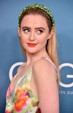 KATHRYN NEWTON at 22nd Costumes Designers Guild Awards in Beverly Hills 01/28/2020