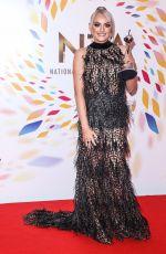 KATIE MCGLYNN at National Television Awards 2020 in London 01/28/2020